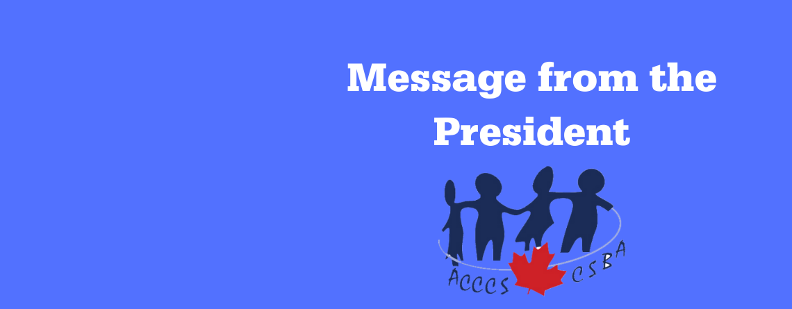 Covid 19: Message from the President